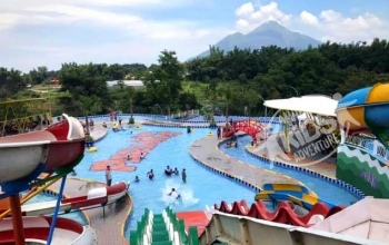 Outbound Parimas Waterpark Pacet