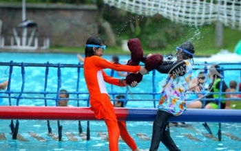 Outbound Taman Dayu Waterpark Pandaan