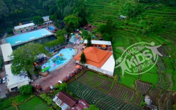 Paket Outbound Ubalan Waterpark Pacet
