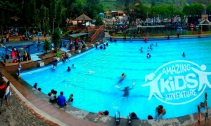 Ubalan Waterpark Pacet