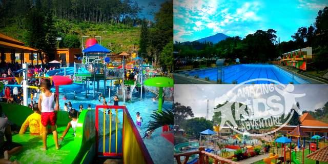 Ubalan Waterpark Pacet